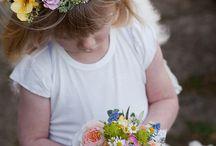 brides maids/flower girls