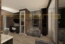 FERENS DESIGN / WARSZAWA / DIKENSA / architekt FERENS design joanna ferens - hofman warszawa wizualizacje