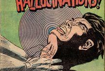 vertigo / hallucinations
