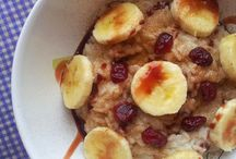 nápady na snídaně :-) / jídla