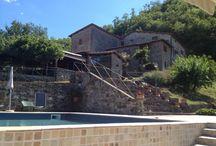 Toscana / De mooiste, idyllische agriturismi, appartementen, villa's en hotels voor jouw gezinsvakantie.