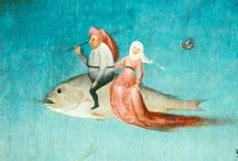 Hieronymus Bosch / by Anne Patay