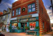 bookstores and places to visit