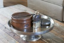RM Serving Trays & Stands / by Riviera Maison