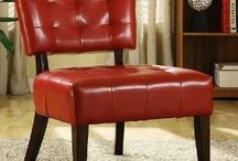 Accent Chairs / by Elizabeth Ray