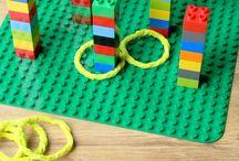Gry i zabawy z lego