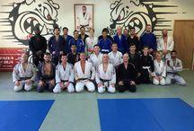 Brazilian jiu-jitsu London