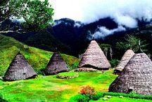 Edit description Wae Rebo Traditional Village