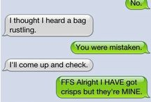 Funny :) / by Maddy Savolainen