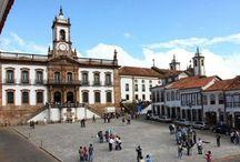 Arquitetura colonial brasileira.