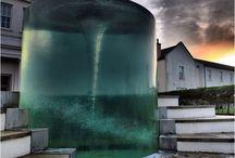 WATER IN GARDEN / PUBLIC SPACES
