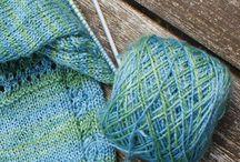 Adaliza loves Knitting