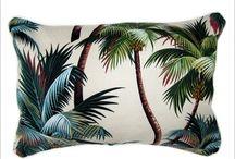 Escape to Paradise range / Escape to Paradise range cushions, home accessories