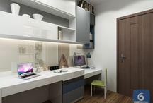 thiết kế nội thất căn hộ sunrise city HCM / thiết kế nội thất căn hộ Sunrise city