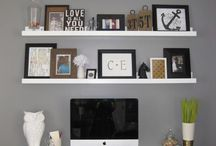 Desk Envy / Beautiful workspaces, chic offices, and desk envy