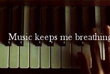 Music / by Kristy Je