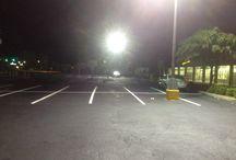ada parking stall restriping