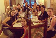 2014 Private Dinners in Tuscany