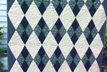Four Patch Blocks & Quilts