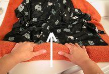 Laundry tips / Washing clothes
