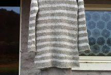 Meg strikket