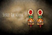 Shree Raj Mahal Jewellers Jhumki & Earrings
