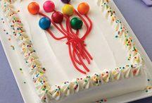 Cakes & Bakes: Birthday