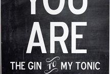 Gin x