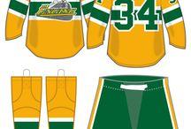 Hockey Jerseys & Apparel