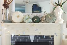 Mantels and Tablescapes