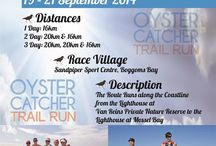 Trail Running / Trail Running events in around SA and Lesotho