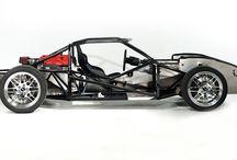 Bil konstruktion