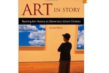 Art Books and Lessons / by Jenn Wojtkiewicz