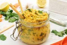 Dips / Alles über Dips - Veggie, Frucht, Obst, Gemüse, Fisch, Fleisch, Nüsse usw.  -- Everything about dips  - veggie, fruits, vegetables, fish, crabs, sausages, meat