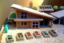 9GRA Gingerbread Architecture