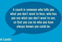 Leadership, Coaching & Business / Coaching and leadership quotes and inspiration