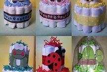 pieluchowe torty