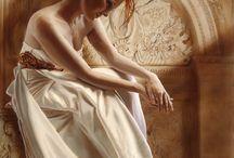 Cream and ivory beauty