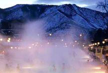 Colorado Hot Springs / Hot springs in Colorado.