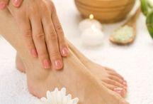 beauté  pieds,  mains et  ongles