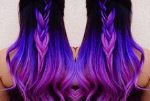 CABELOS / Lindos cabelos para você se inspirar