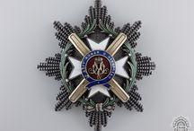 Serbian Orders, Decorations & Medals