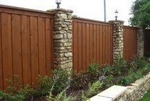 Забор / Ограждение вокруг дома