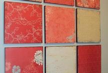 12x12 Paper Wall Art