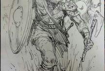 Scandinavian Warriors