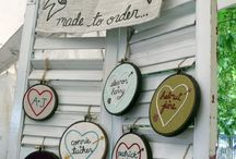 Craft Show Ideas / by Andrea Britton
