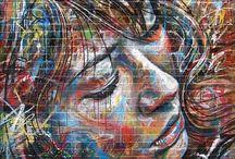 Art/Public Street Art / by Mary Anne Wallman