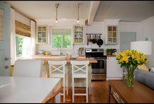 modern cottage / by Lisa Goswick