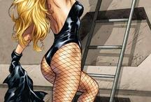 Female Comic book heros