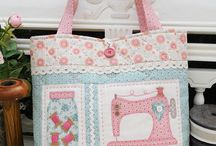 Sewing matchine pattern